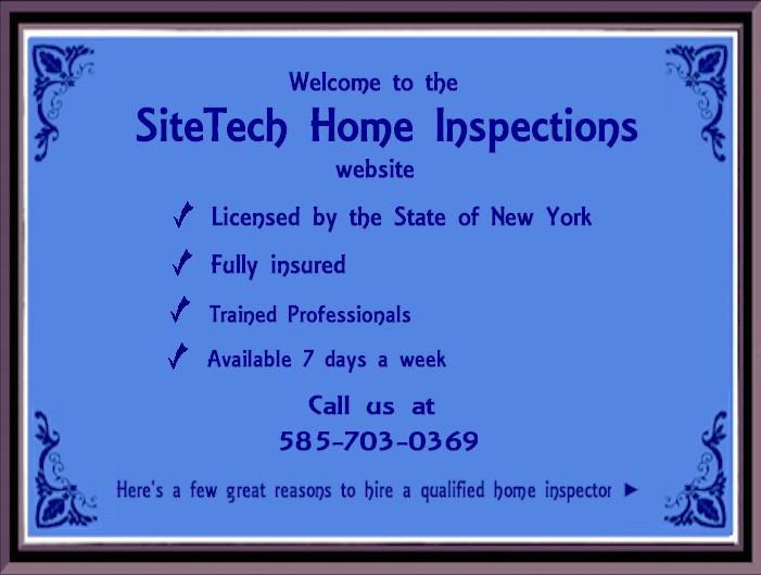 Voted Best Inspection Company in Rochester